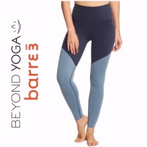 Beyond Yoga Plush Angled High Waisted Leggings.